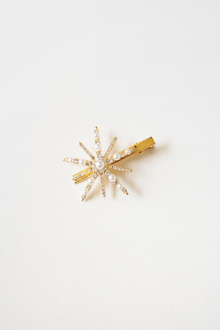 Shiny Star Barrette