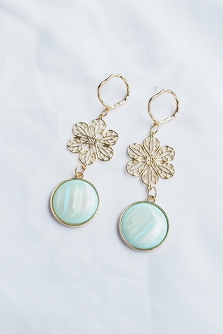 Katie Earstuds (Light Blue)