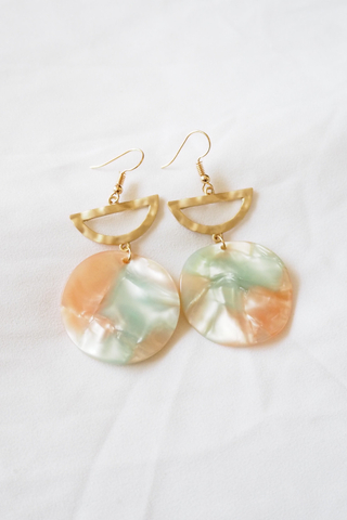 Nisa Earrings (F)