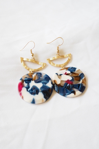 Nisa Earrings (A)