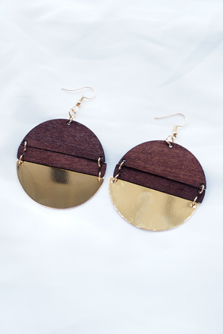 Lensy Earrings