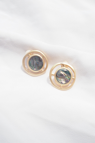Vintage Ear Clips (Night)