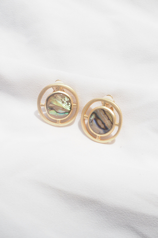 Vintage Ear Clips (Light)