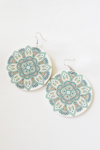 Bohemian Earrings (O)