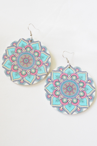 Bohemian Earrings (E)
