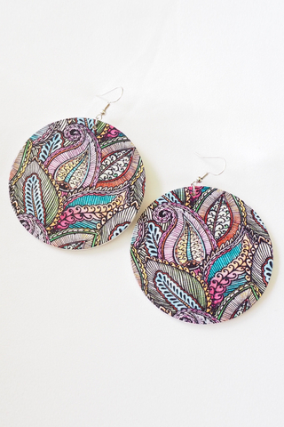 Bohemian Earrings (F)