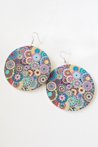 Bohemian Earrings (H)