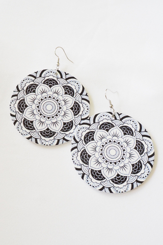 Bohemian Earrings (L)