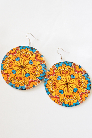 Bohemian Earrings (N)