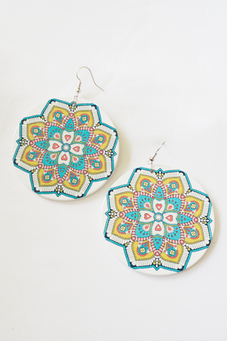 Bohemian Earrings (D)