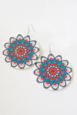 Bohemian Earrings (J)