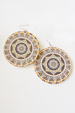 Bohemian Earrings (K)
