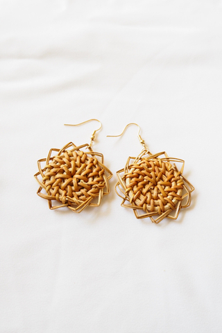 Inna Rattan Earrings