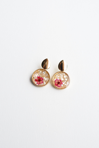 Faustina Earstuds (Light)