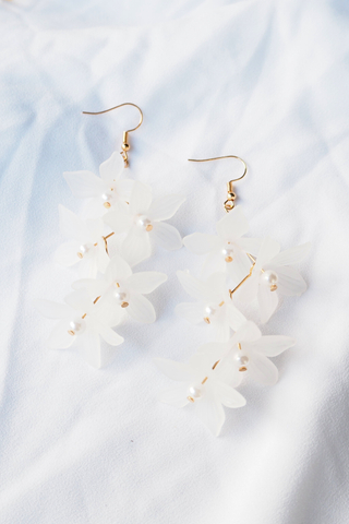 Sofia Floral Earrings