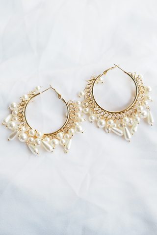 Savannah Pearl Hoops