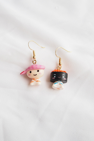Sushi Friends Earrings