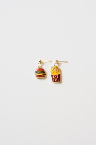 Happy Meal Earstuds