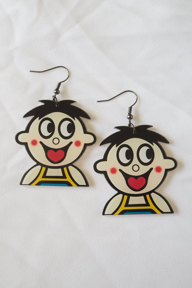 Wang Wang Earrings