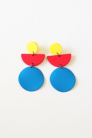 Primary Colours Earstuds