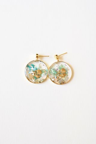 Under The Sea Earstuds (Light)