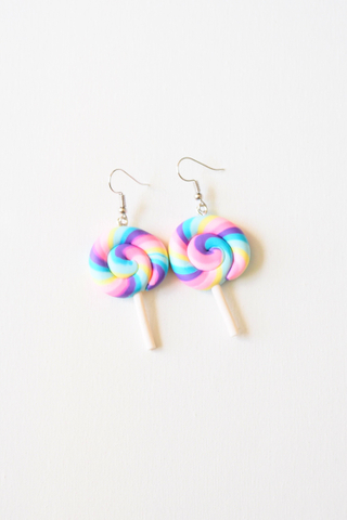 Lollipop Earrings (A)
