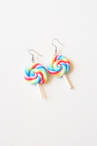 Lollipop Earrings (C)