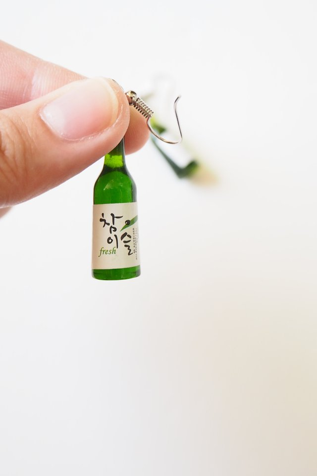 Soju Earrings