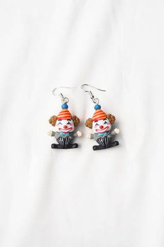 Clown Earrings (C)