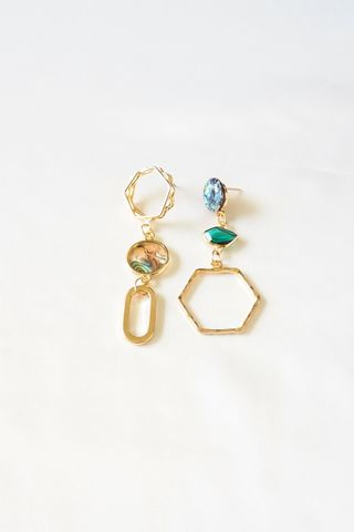 Amery Mismatched Earstuds