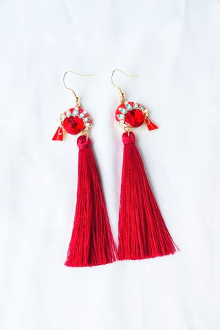 Opera Tassel Earrings