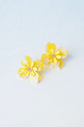 Tannlyn Flower Earstuds