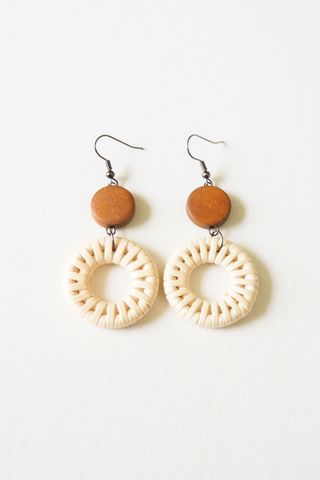Ellin Weave Earrings