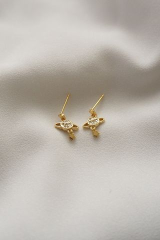 Outerspace Earstuds (Gold)