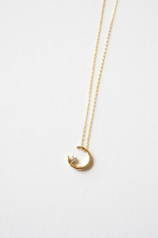 Celestial Necklace (Gold)