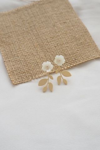 2 Way Mini Flower Earstuds