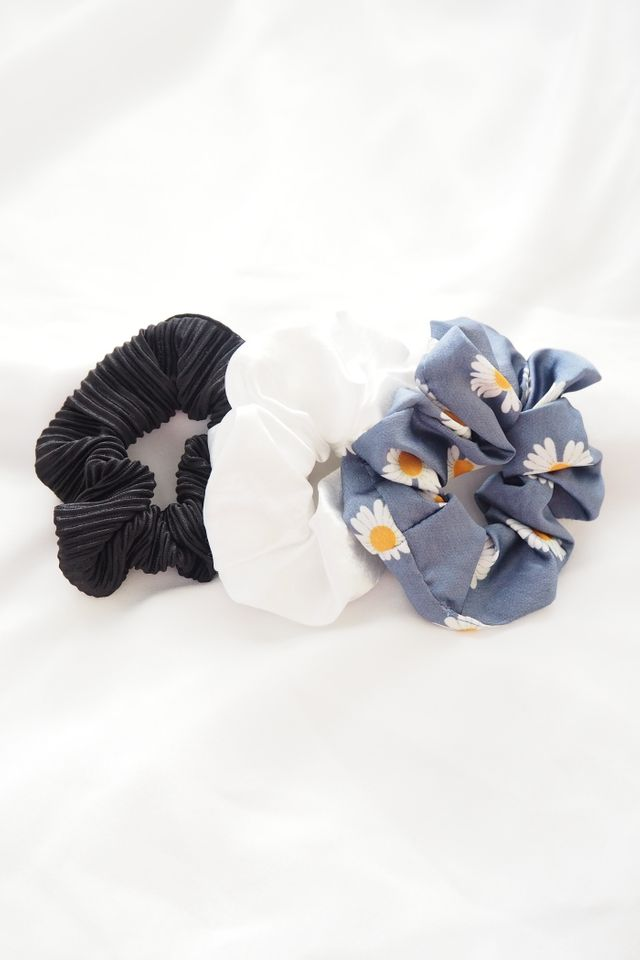 Scrunchies Set (Mono)