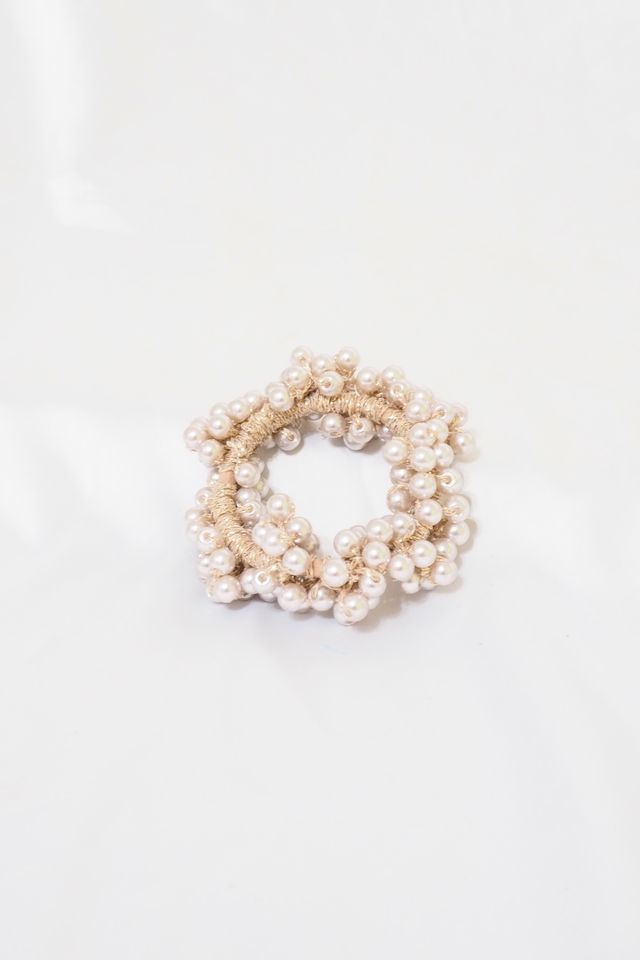 Pearly Hair Tie
