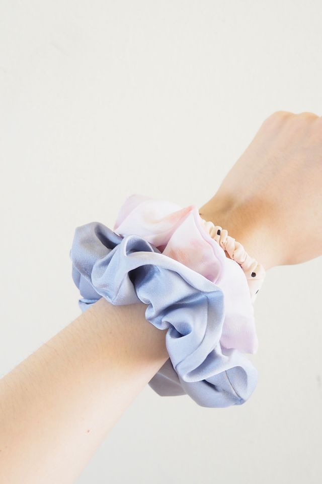 Scrunchies Set (Pastel Watercolour)