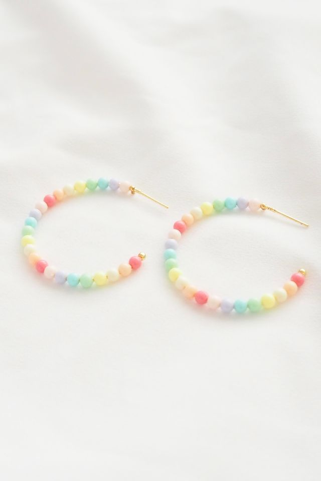 Colourful Candy Hoops