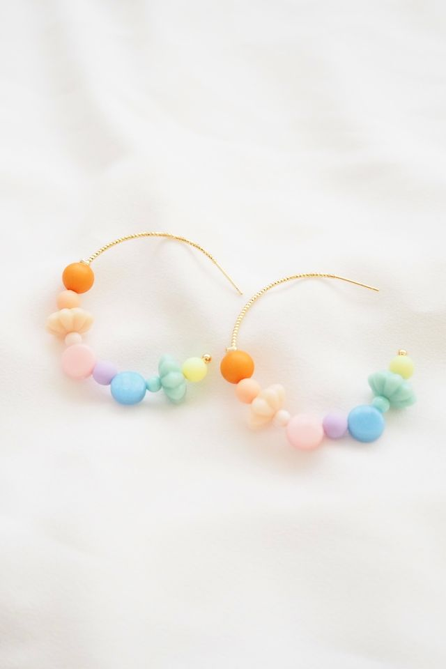 Rainbow Mix Hoops (1)
