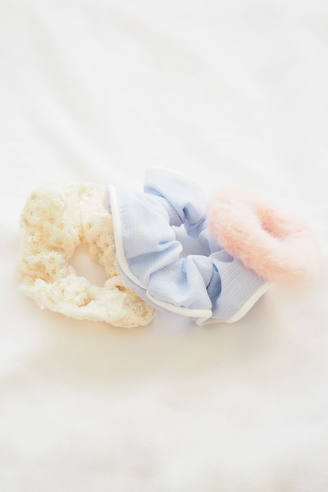 Scrunchies Set (Pastel)