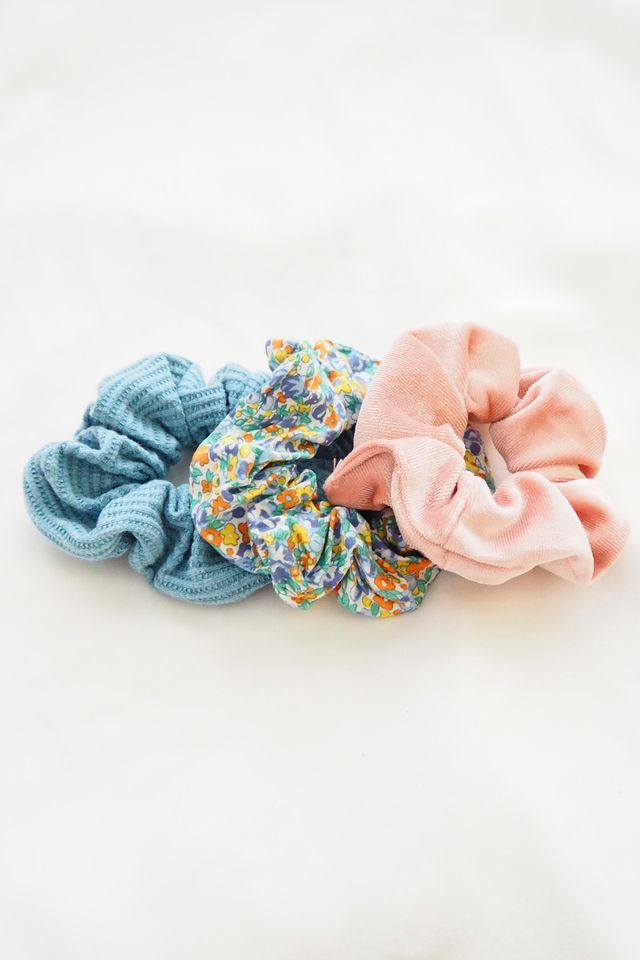 Scrunchies Set (Ditsy Floral)