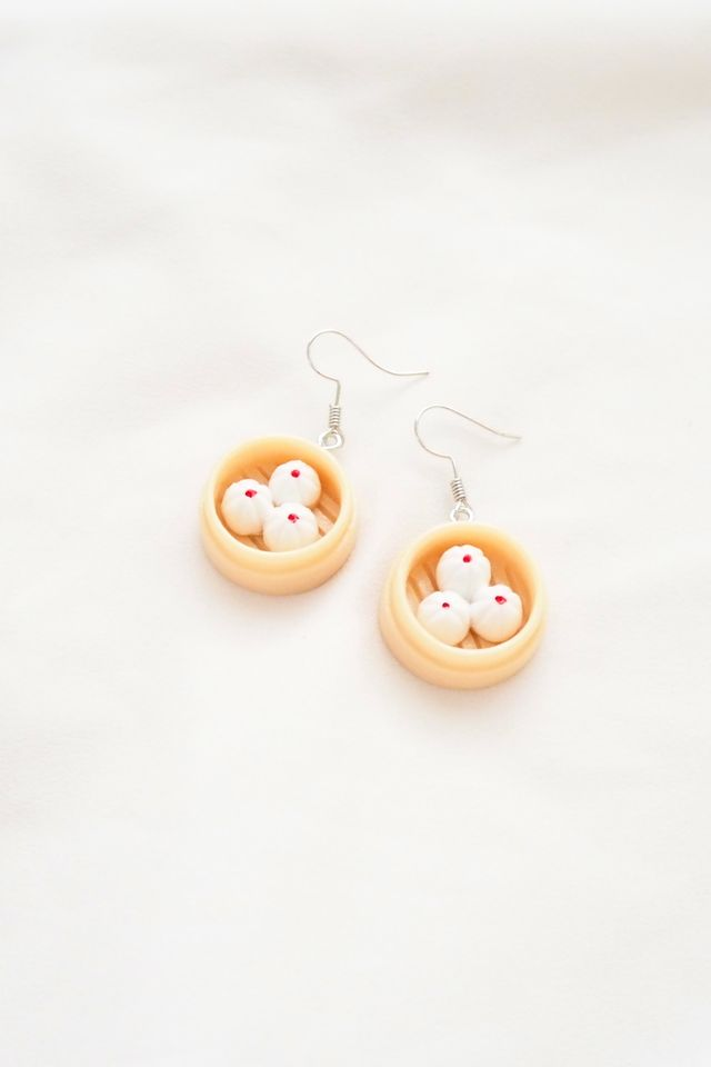 Dim Sum Earrings