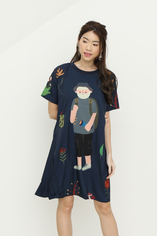 Cute Farmer Dress