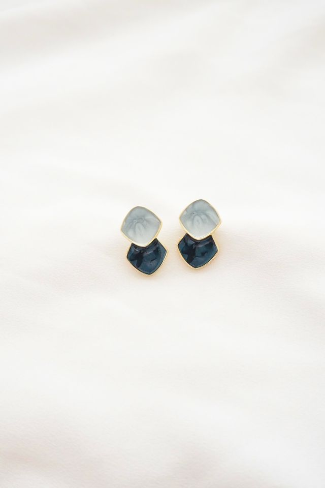 Elris Earstuds in Blue
