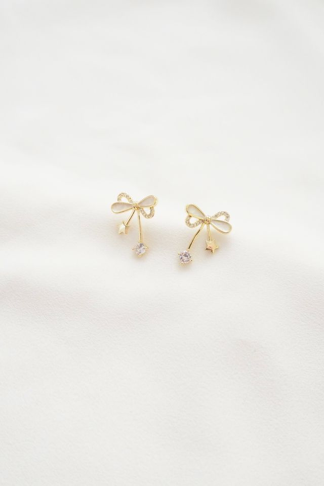 Little Bow Earstuds
